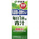 伊藤園「毎日1杯の青汁 無糖タイプ」の効果